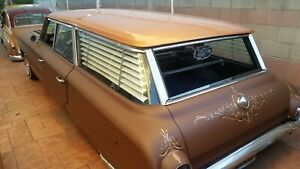 1960 1961 1962 1963 1964 Ford Galaxy Country Squire Wagon Blinds Sale