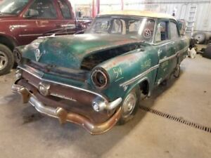 1954 Ford Core Engine 8 239 V 8 496825