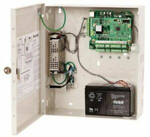 Honeywell 1 door Access Control System Nx1mp Enclosure Battery Power Supply