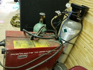 Century Pow r mate 70 Wirefeed Welder