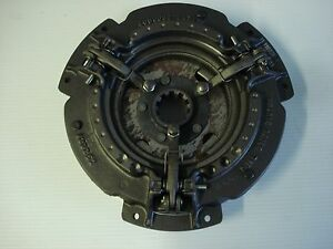 Stage Clutch Assembly Massey Ferguson Dual Mf 65 135 Pto Disc O