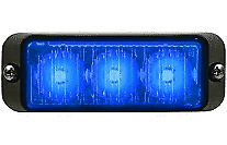 Whelen Rsb03zcr Tir3 Super Led Light Module Blue New