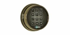Amsec Esl10xl Digital Safe Lock In A Black Nickel Finish Replaces S