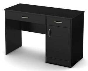 Small Desk In Black Finish id 3092345
