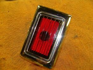 1942 1948 Olds Tail Light