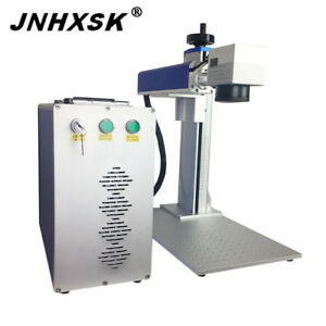 Laser Marking Machine 30w 175x175mm Jpt M1 Source Engraver Color Metal Cnc