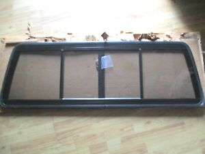 1986 1991 Ford Ranger Sliding Non heated Rear Back Tinted Window