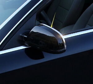 2pcs Chrome Rearview Mirrors Cover Trim For Audi Q5 2012 2015