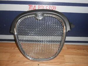 2005 2008 Jaguar S Type Hood Grille Grill Mesh Supercharged 2006 2007