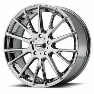 4 New 17x7 40 American Racing Ar904 Pvd 5x115 Wheels Rims