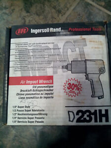 Ingersoll rand 1 2 Super Duty 1 2 Drive Air Impact Wrench 231h