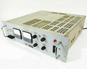 Systron donner Trygon M5p8 50 0v Super Mercury Power Supply 0 8v 50a