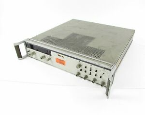 Hp 5328b Universal Counter 100 Mhz 10 Ns Time Interval Hp ib Programmable