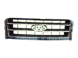 New Grille Fits For 2015 2017 Ford Expedition Fl1z8200a
