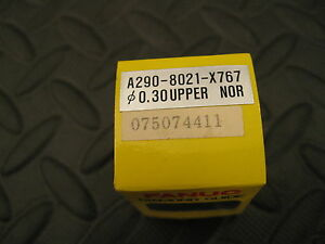 Fanuc 30 Upper Wire Edm Diamond Guide A290 8021 x767