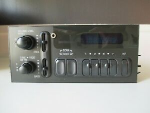 2000 Chevy Silverado Truck Am fm Delco Radio With Aux Input 16255335