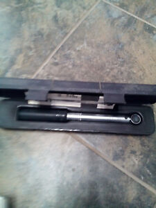 Cdi 1 4 Drive Adjustable Torque Wrench 40 200 Lb