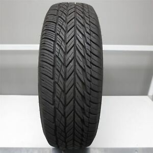 235 75r15 Vogue Classic White 109t Tire 10 32nd No Repairs