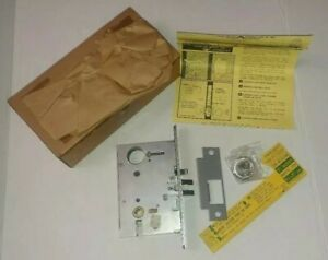 Corbin Russwin Lox 9516 Us26d Rh Mortise Lock Body No Cylinder Or Key