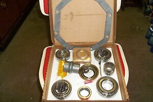 1963 1979 Corvette Rear End Differential Kit Deluxe With Posi Clutch Plate Kit