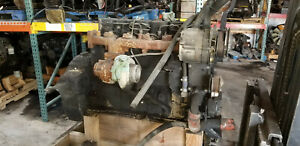 Cummins P Pump 6bt 5 9 Turbo Diesel Engine Dodge Free Shipping