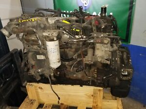 Cummins 6bt 5 9 Turbo Diesel Engine Ford Rollback Common Rail Blow By