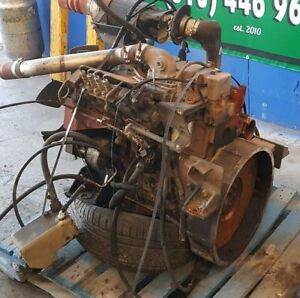 Cummins 4bt 3 9 Turbo Diesel Engine P Pump P7100 Free Shipping