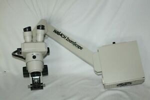 One Wallach Zoomscope Colposcope Nikon Smz 1 Microscope Clean No Lens Scratches