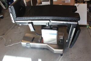 Steris 3080r Remanufactered Amsco Operating Room Surgical Table 3080 r 3080