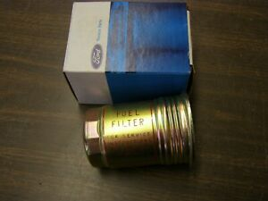 Nos Oem Ford 1961 1967 Fuel Pump Can Mustang Fairlane Galaxie Truck 1966 1965 64