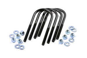 Rough Country Universal 5 8 Round U Bolts 3 625 X 12 5 7617