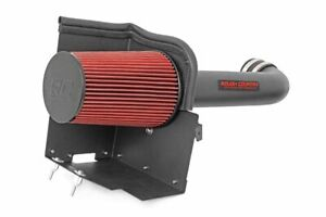 Rough Country Cold Air Intake For 2007 2011 Jeep Wrangler Jk 3 8l 10554