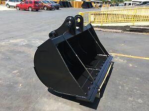 New 72 Komatsu Pc210 Ditch Cleaning Bucket With Pins