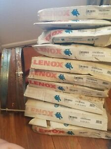 Lenox Band Saw Blades 10 3 Lot Of 13