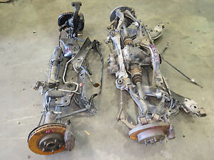 Jdm 93 98 Nissan Skyline Gtst Rb25det R33 Front Rear Subframes Differential