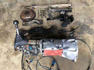 1984 Volvo 244 4 Speed Manual Transmission Complete Swap Used