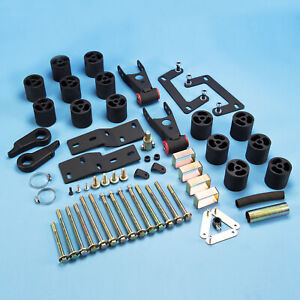 98 00 Ford Ranger 2wd 4wd 6 Front 5 Rear Full Body Suspension Lift Kit