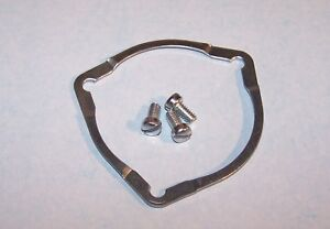 Ford Choke Retainer Ring With Screws Motorcraft Autolite 2 Bbl Carburetor