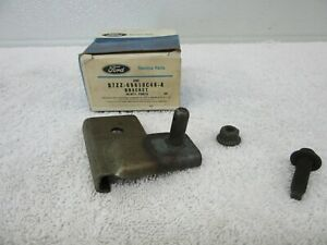 Nos 1968 1970 Mustang Mach 1 Shelby Boss 429 302 Lh Seat Hinge Repair Kit Dp
