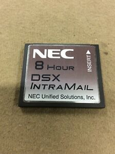 Nec Dsx 40 80 160 Intramail 109101 V2 1a G 2 Port 8 Hour Voice Mail Card