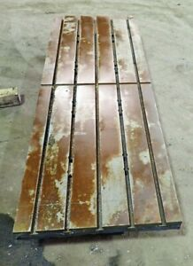 68 5 X 25 5 X 3 Steel Welding 5 T slotted Table Layout Plate Jig_5 Slot