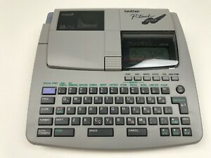 Brother P touch Extra Pt 540 Labeling System Label Maker Printer Only