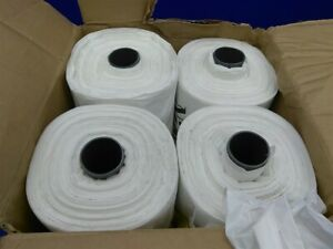 1600 Smiley Face T shirt Large Carry Plastic Shopping Bag Roll Have A Nice Day