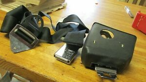 Nos 1970 Ford Galaxie Xl Ltd Drivers Side Front Seat Belt Shoulder Harness Asby