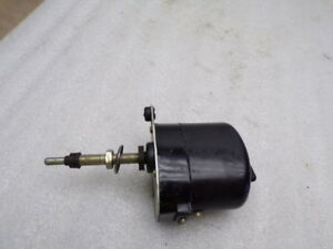 Universal Model T Willys Jeep 12 Volt Windshield Wiper Motor One Speed Hot Rod