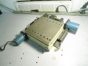 X y Linear Positioning Table Fixture With Servo Motor