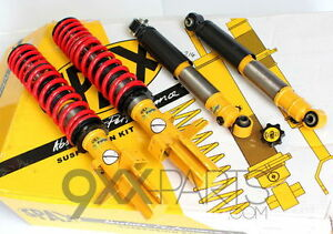 Porsche 944 S S2 Turbo And 968 Spax Coilover Adjustable Suspension Kit