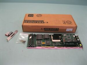 Embedded Computer Solutions Pc 621 Celeron Socket 370 Cpu Card W Vga F20 2481