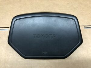 Toyota Ae86 Corolla Gts Oem Steering Wheel Horn Button Used Excellent Cond