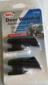 Bell Deer Warning Alert